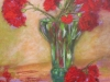 Red Carnations sold